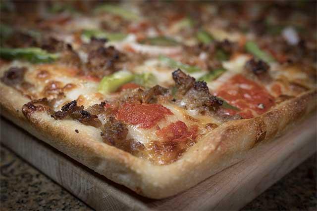 Salvatores Italian Restaurant Pizza - Family table north port menu